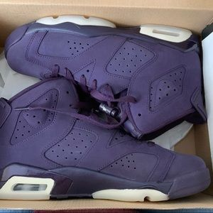 air jordan 6s purple dynasty gs